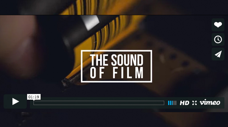 the sounds of film