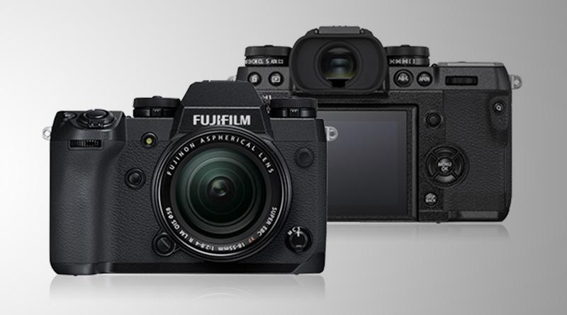 دوربین فوجی Fujifilm X-H1