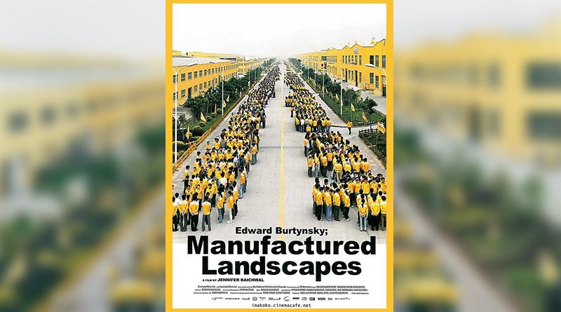 مستند Manufactured Landscapes