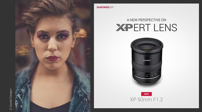 لنز سامیانگ Samyang XP 50 f1.2