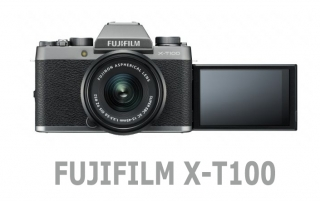 دوربین فوجی فیلم X-T100