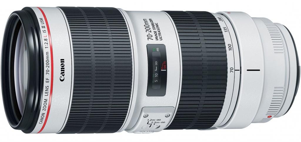 لنز کانن 200-70 f2.8 IS III