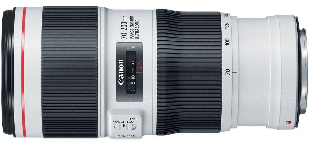 لنز کانن 200-70 f/4.0 IS II