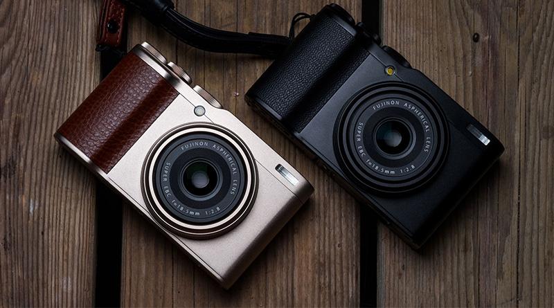 دوربین فوجی XF10
