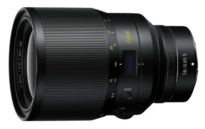 نیکون Nikkor Z 58mm f/0.95 S Noct