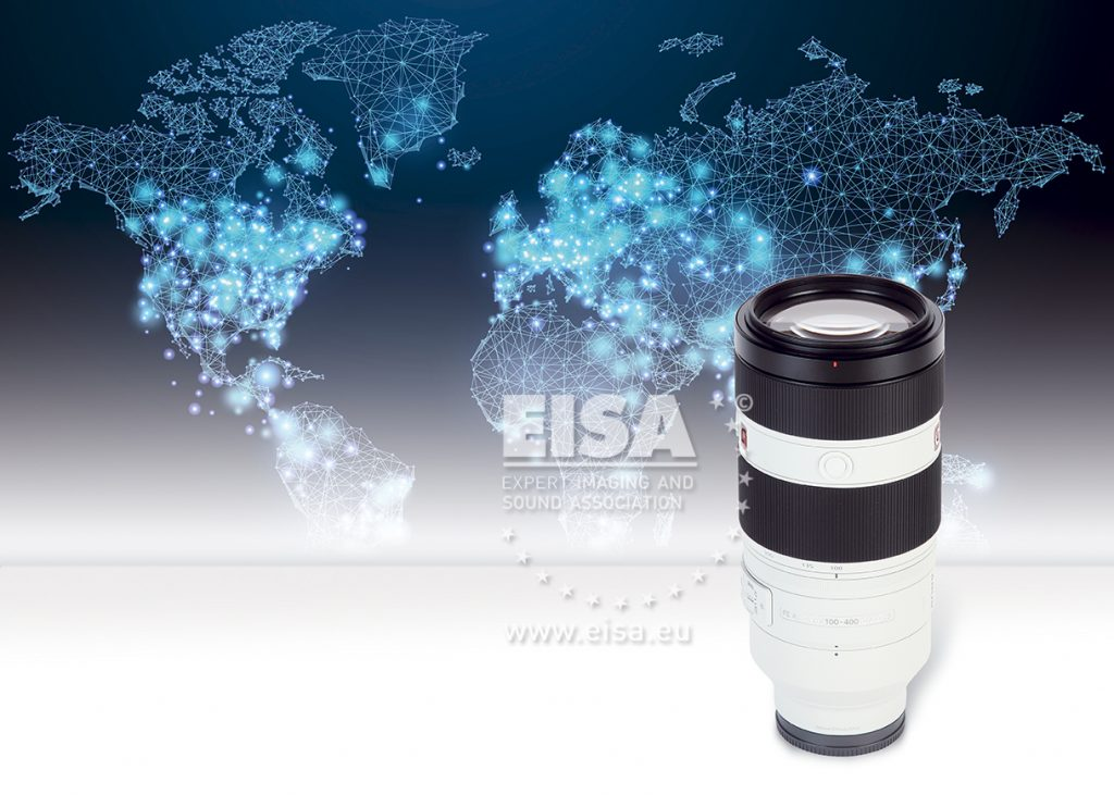 Sony_FE_100-400mm_GM-OSS EISA 2018-2019