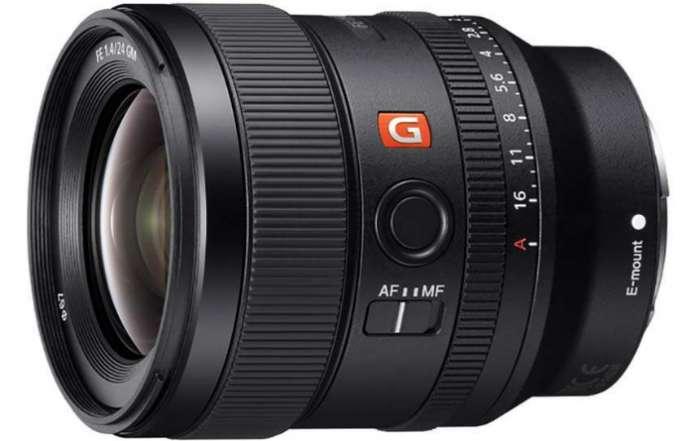 سونی24mm f/1.4 GM