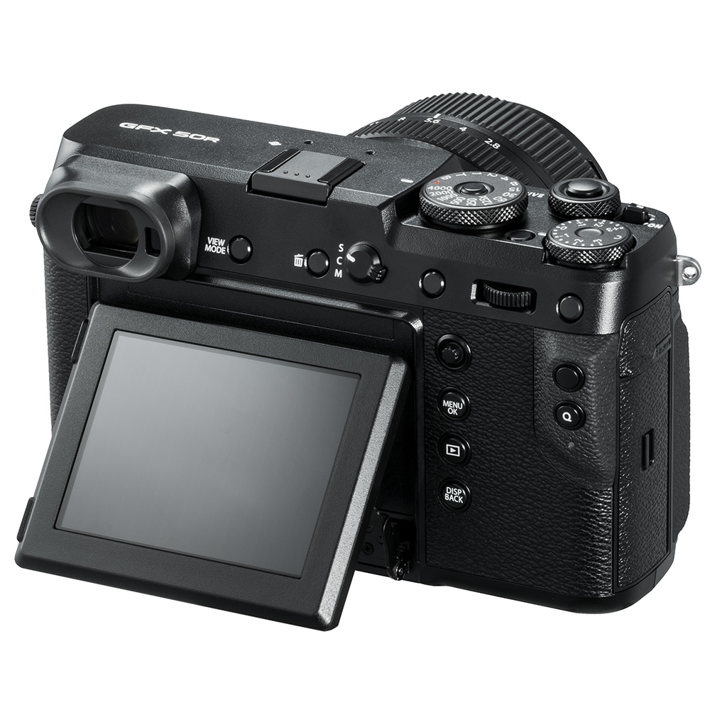 دوربین فوجی GFX 50R