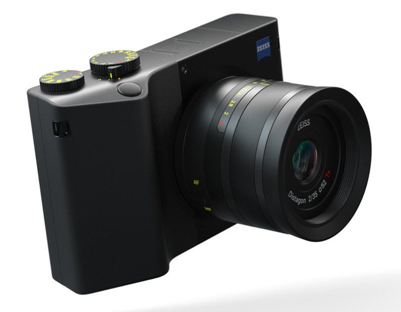 دوربین زایس ZX1