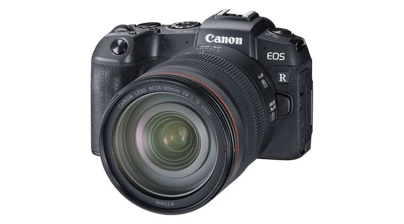 دوربین بدونآینهی کانن EOS RP