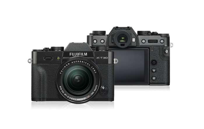 دوربین فوجی X-T30