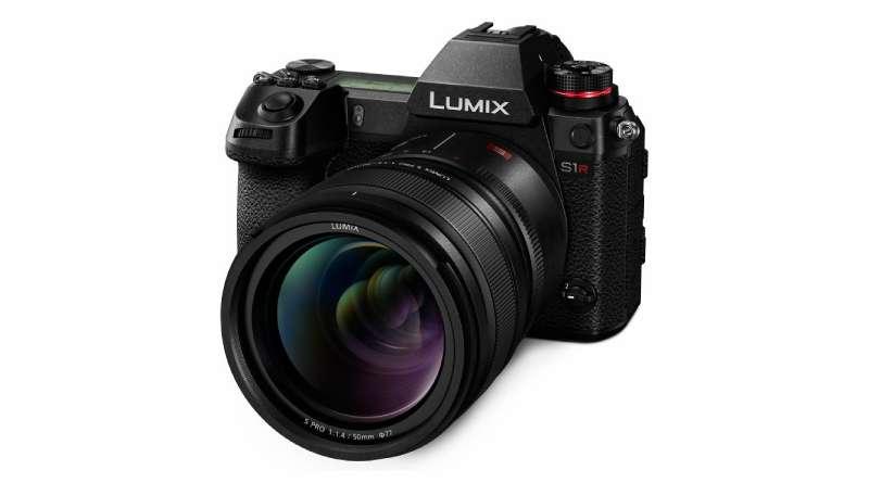 دوربین پاناسونیک S1R