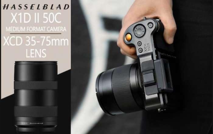 دوربین هاسلبلاد X1D II