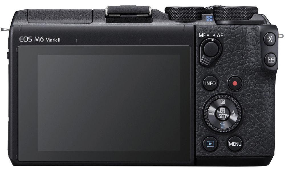 دوربین کانن M6 Mark II