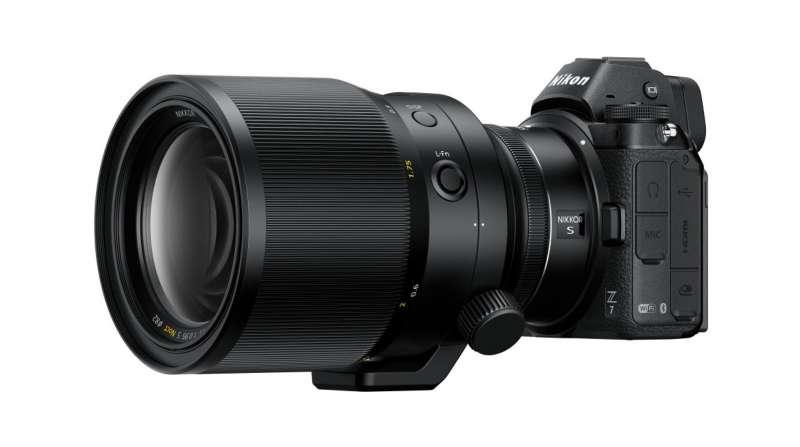لنز نیکون 58mm f/0.95 S Noct