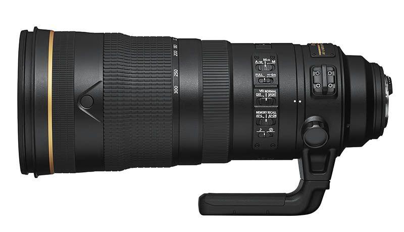 لنر نیکون AF-S Nikkor 120-300 f/2.8E FL ED SR VR