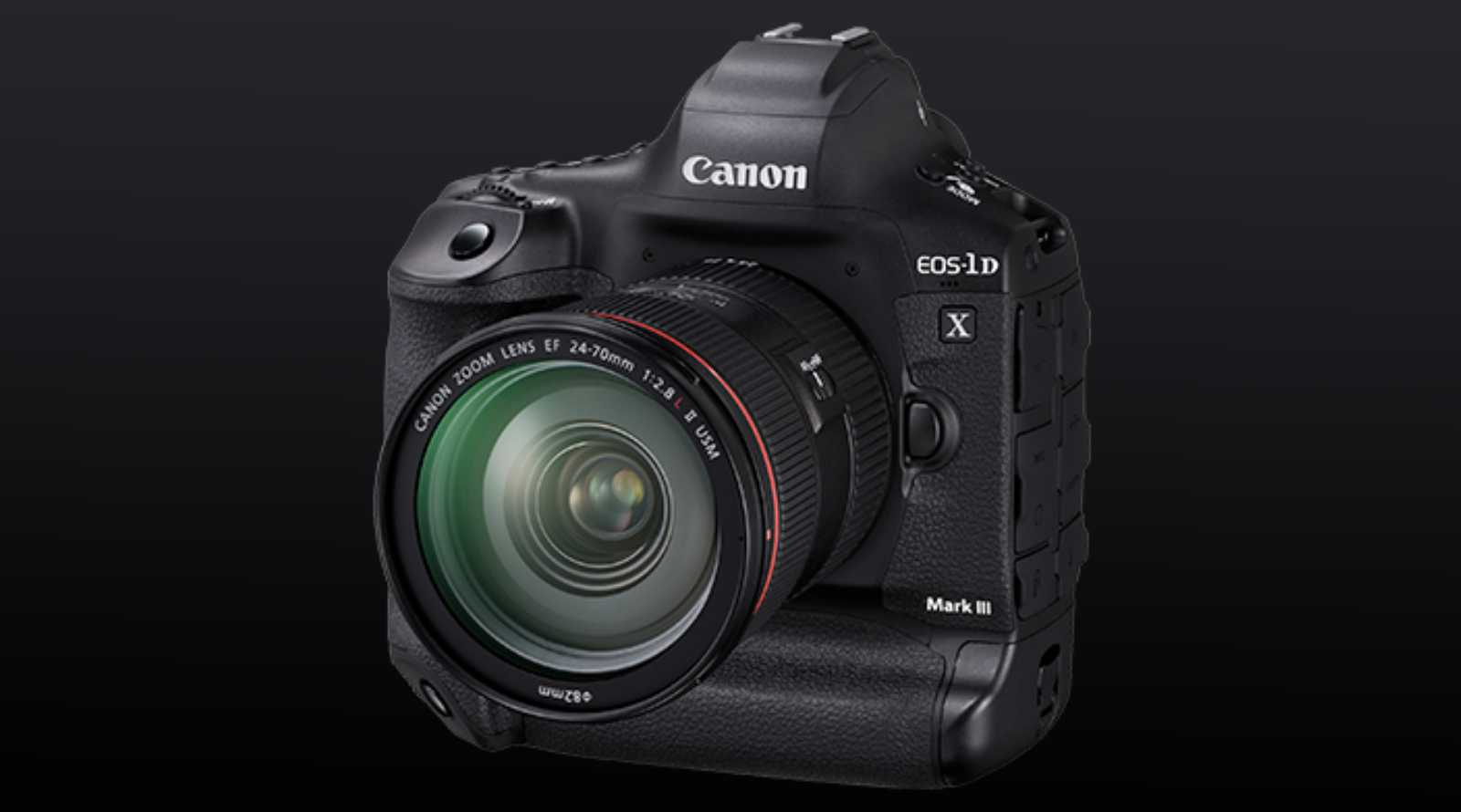 دوربین کانن EOS - 1D X Mark III