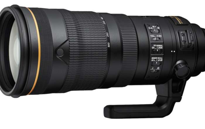 لنز نیکون AF-S Nikkor 120-300 f/2.8E FL ED SR VR
