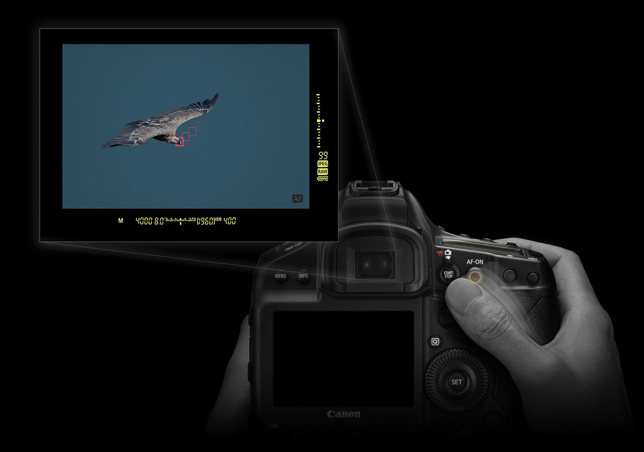 دوربین کانن EOS- 1D X Mark III