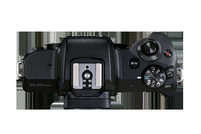 دوربین کانن canon EOS m50 ii