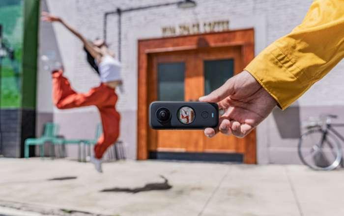دوربین Insta 360 ONE X2