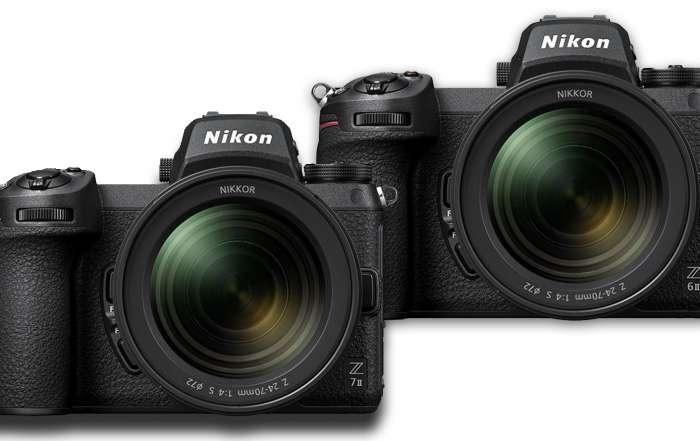 دوربین نیکون Nikon Z7 II