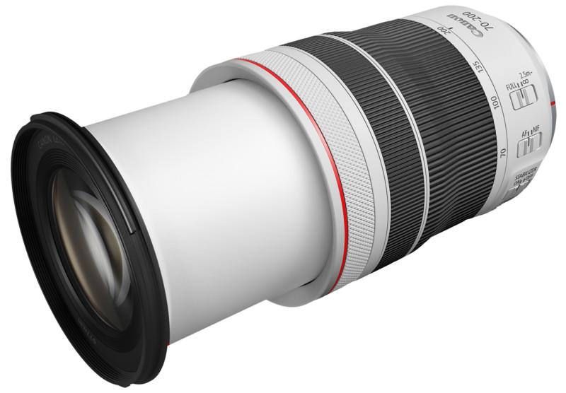 لنز کانن RF 70-200 f/4 L IS