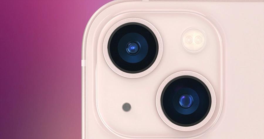 دوربین آیفون 13