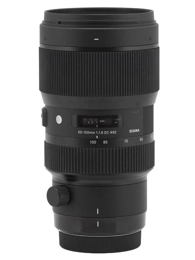 لنز Telephoto: Sigma 50-100mm f/1.8 DC HSM Art