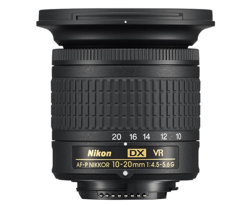 لنز Nikkor AF-P DX 10-20mm f/4.5-5.6G IF VR