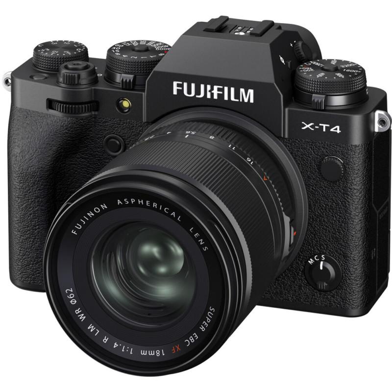 لنز Fujifilm XF 18mm f/1.4 R LM WR