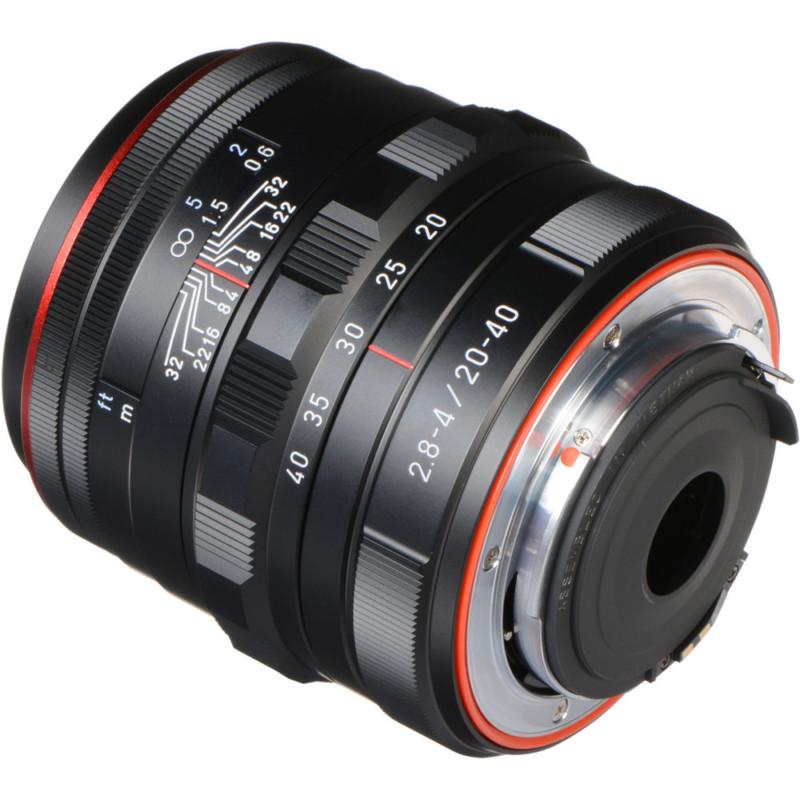 لنز HD Pentax DA 20-40mm f/2.8-4 ED Limited DC WR