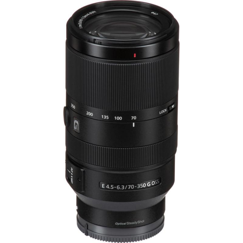 لنز Sony E 70-350mm f/4.5-6.3 G OSS