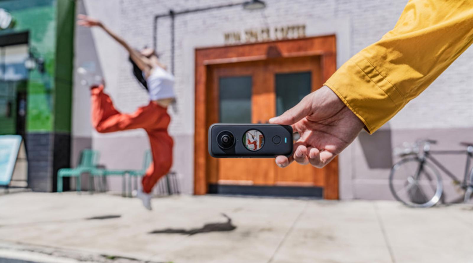 معرفی دوربین Insta 360 ONE X2